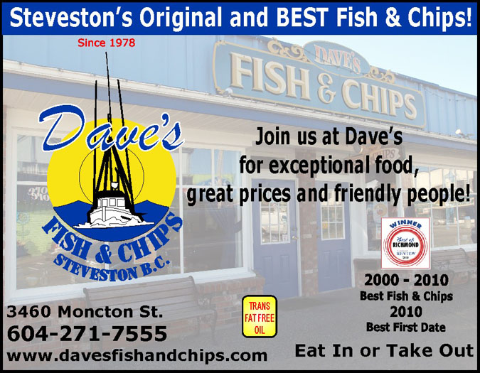 Dave's Fish and Chips